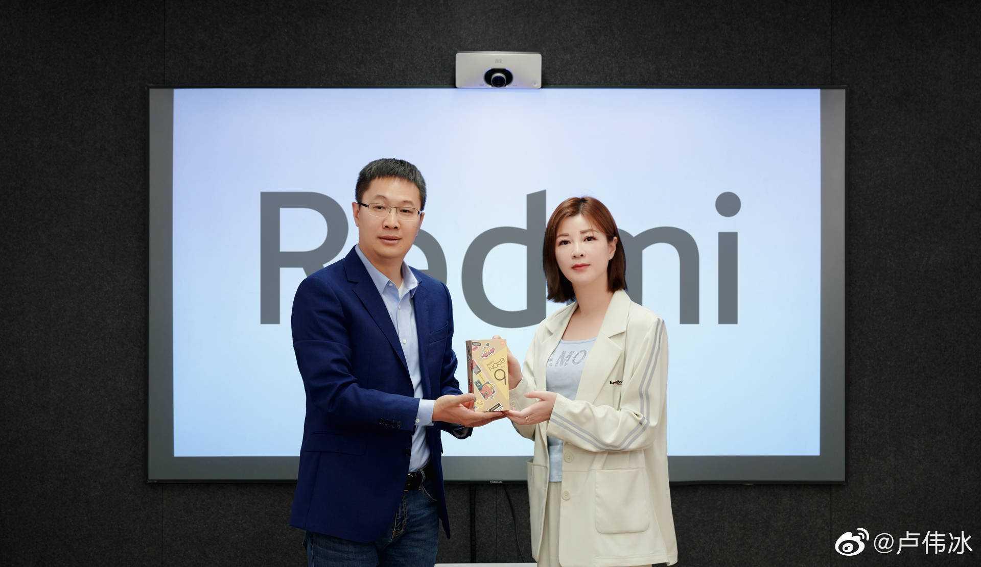 Redmi Note 9 Pro 5G Verkaufsbox