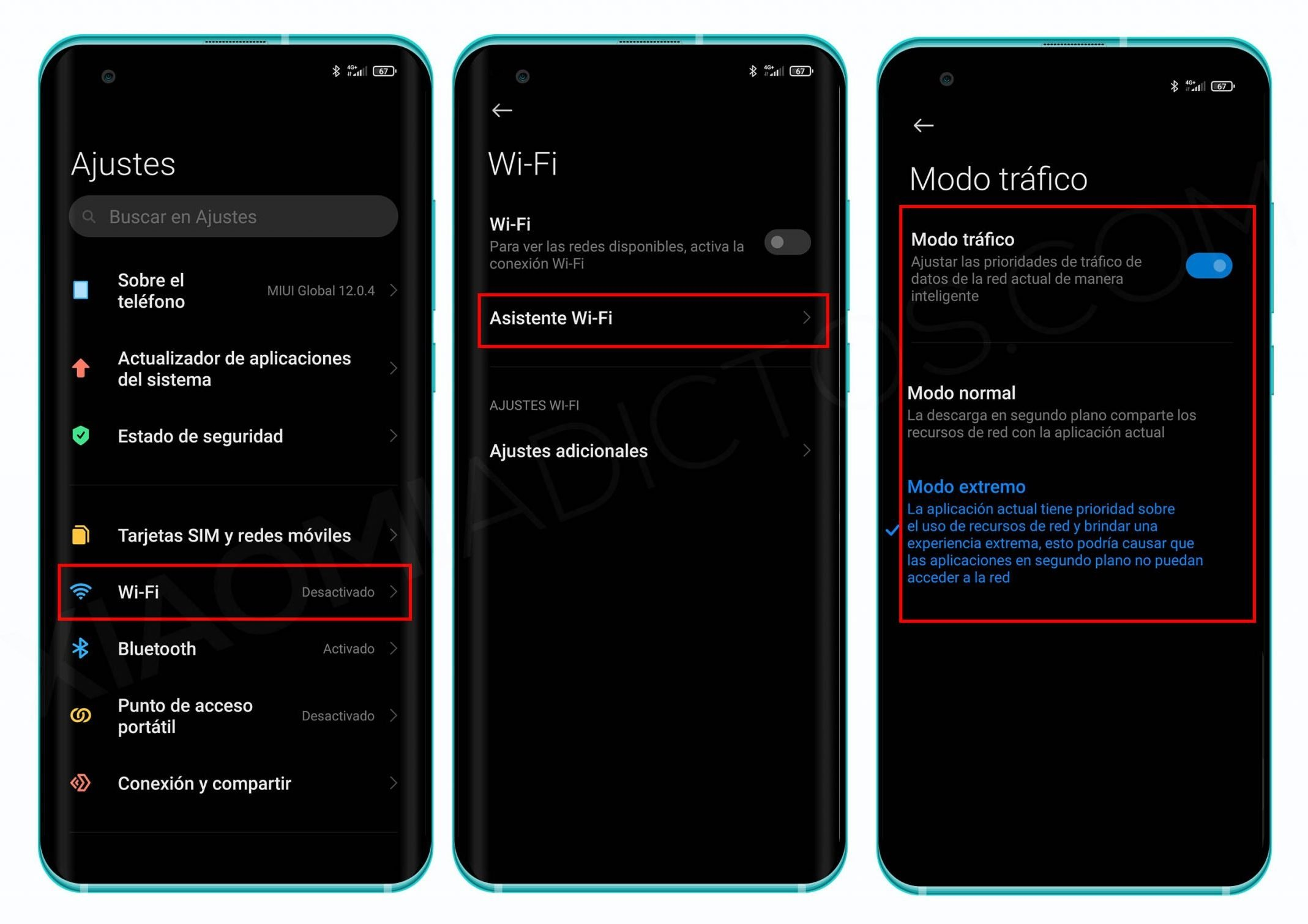 Mejorar velocidad wifi Xiaomi, acelerar internet en MIUI. Noticias Xiaomi Adictos