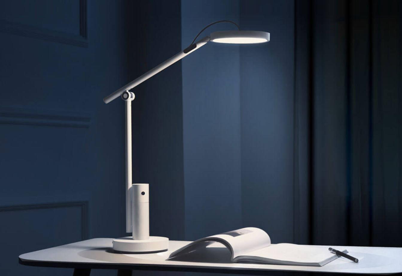 Xiaomi pone a la venta una lámpara con cámara que facilita las clases online. Noticias Xiaomi Adictos