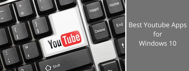 Softwareanwendungen für Youtube