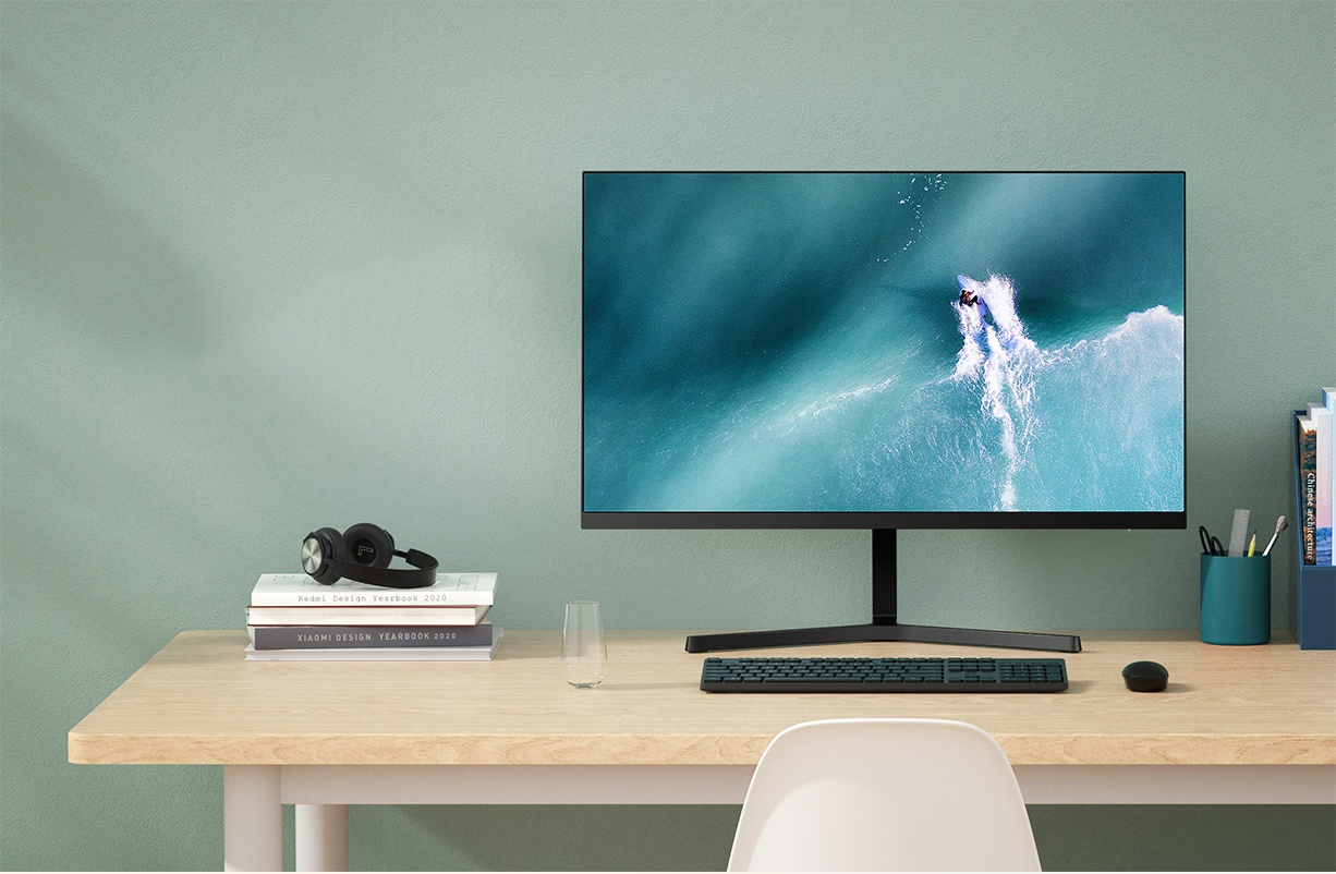 El monitor más barato de Xiaomi llega a España, Xiaomi Mi Monitor 1C. Noticias Xiaomi Adictos
