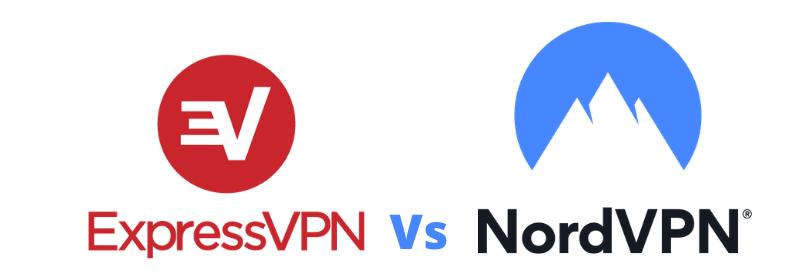 Vergleich von Express- und Nord-VPN-Anbietern
