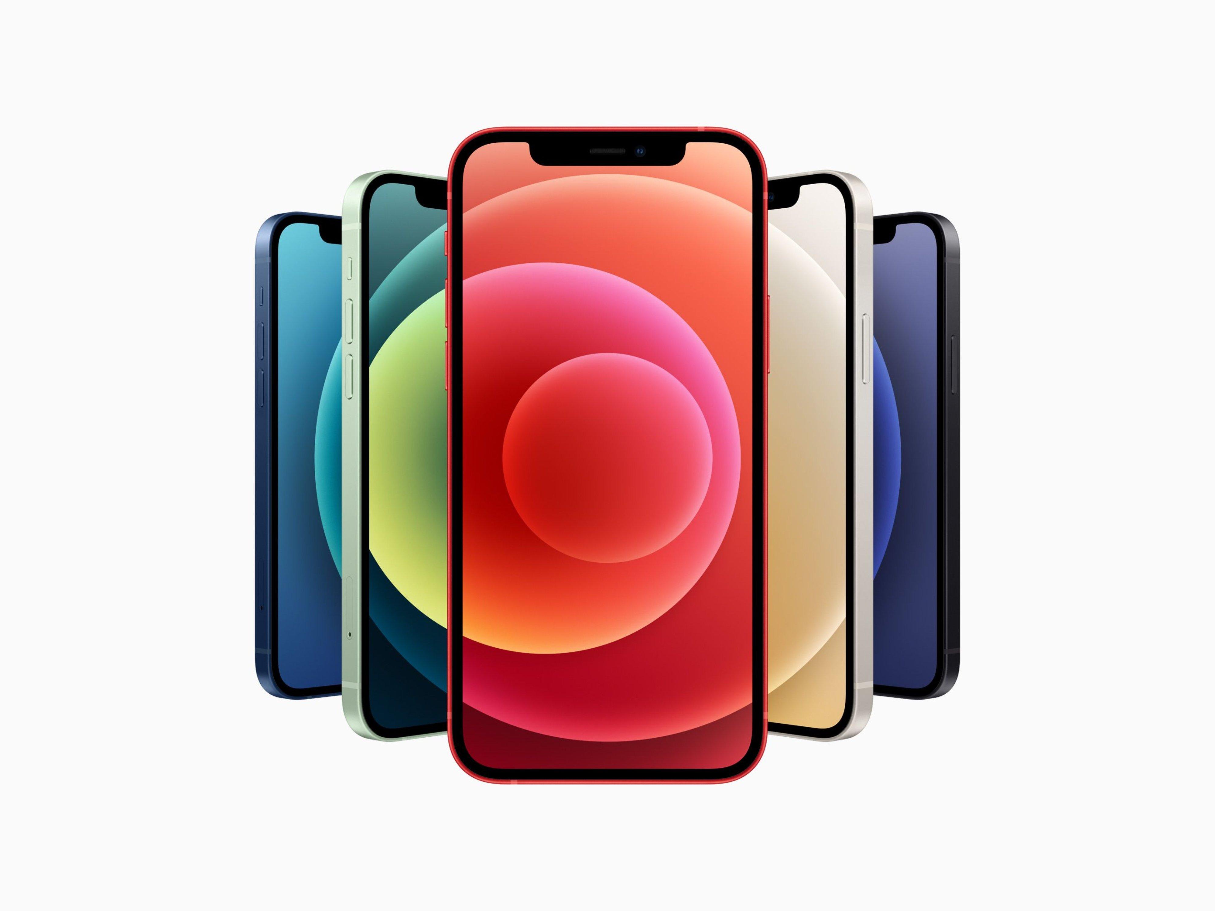 Apple iPhone 12 vorgestellt