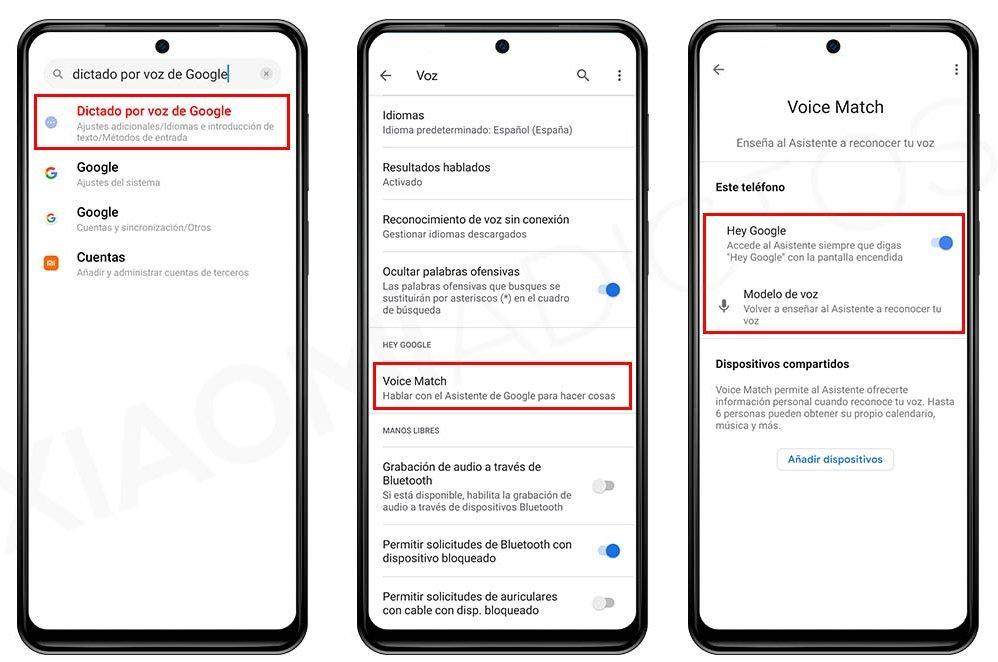 """So aktivieren Sie """"ok Google"""" auf Ihrem Xiaomi, um den Sprachassistenten aufzurufen. Xiaomi Ad News"""