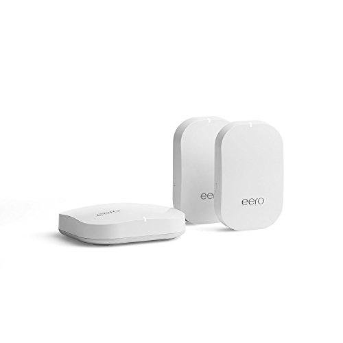 Amazon eero Pro Mesh-WLAN-System (1 Pro + 2 Beacons)