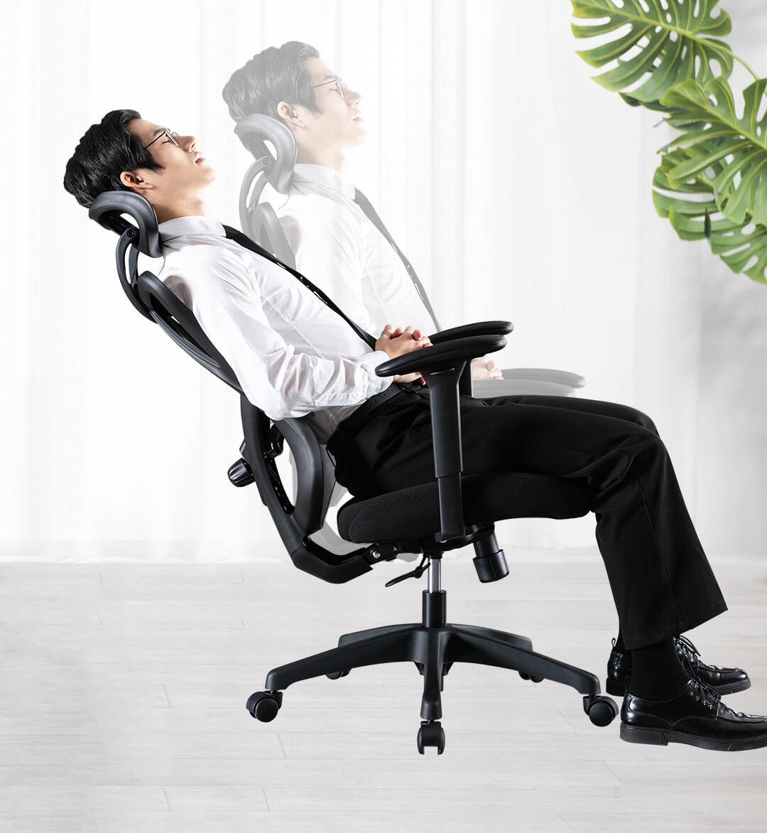 Xiaomi pone a la venta un cómoda silla de escritorio ajustable en 5 zonas. Noticias Xiaomi Adictos