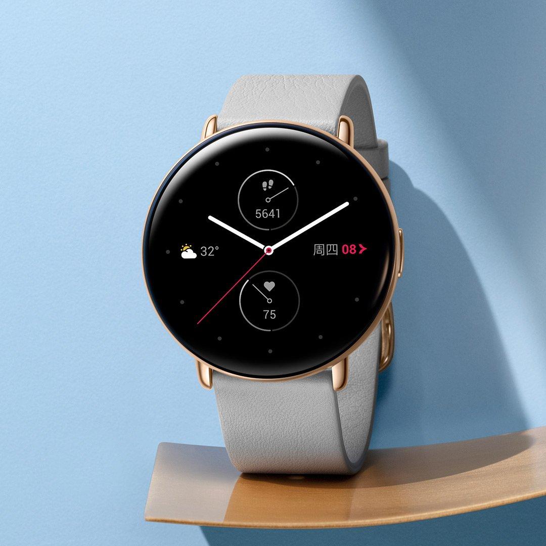 Der neue Zepp E ist jetzt offiziell: Xiaomi zieht eine Premium-Design-Smartwatch aus dem Ärmel. Nachrichten Xiaomi Addicts