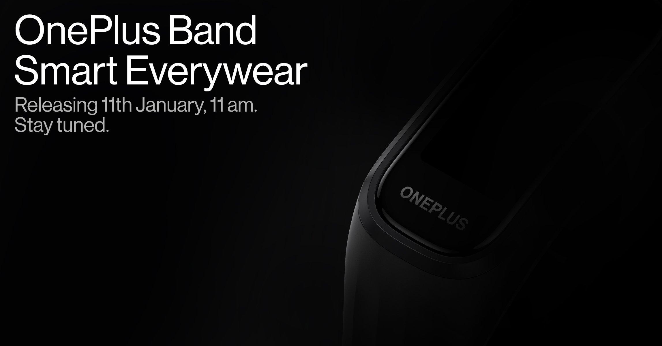Startdatum der OnePlus-Band