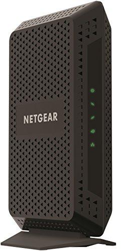 NETGEAR Kabelmodem CM600 - Kompatibel mit allen Kabelanbietern einschließlich Xfinity von Comcast, Spectrum, Cox | Für Kabelpläne bis zu 960 Mbit / s | DOCSIS 3.0