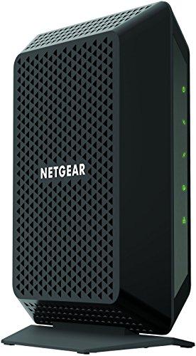NETGEAR Kabelmodem CM700 - Kompatibel mit allen Kabelanbietern einschließlich Xfinity von Comcast, Spectrum, Cox | Für Kabelpläne bis zu 500 Mbit / s | DOCSIS 3.0