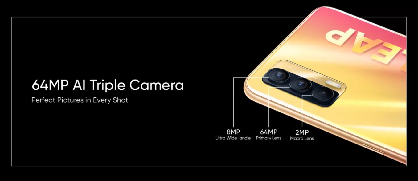 Realme X7 5G Kameras