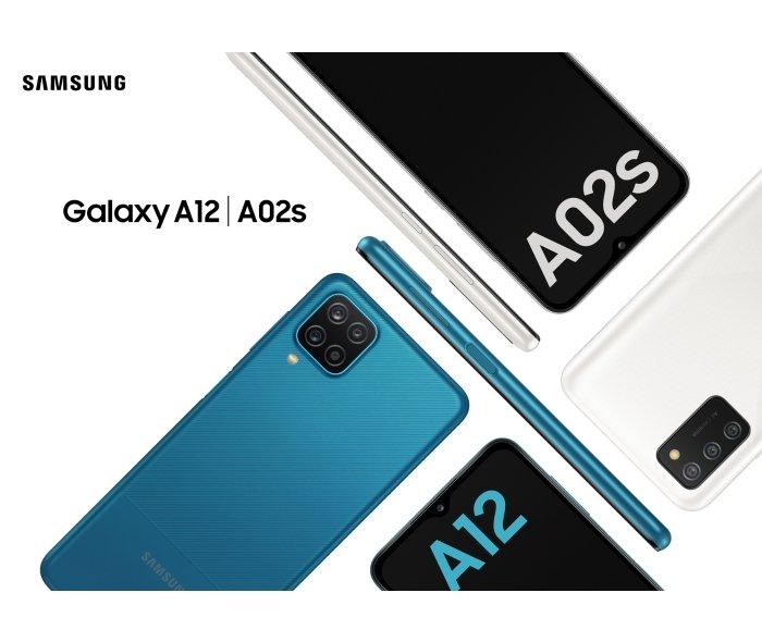 Galaxy A12 und Galaxy A02s vorgestellt