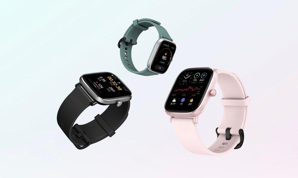 Kaufen Sie Amazfit GTS 2 mini Global: eine neue Uhr mit reduziertem Design und 14 Tagen Autonomie. Nachrichten Xiaomi Addicts
