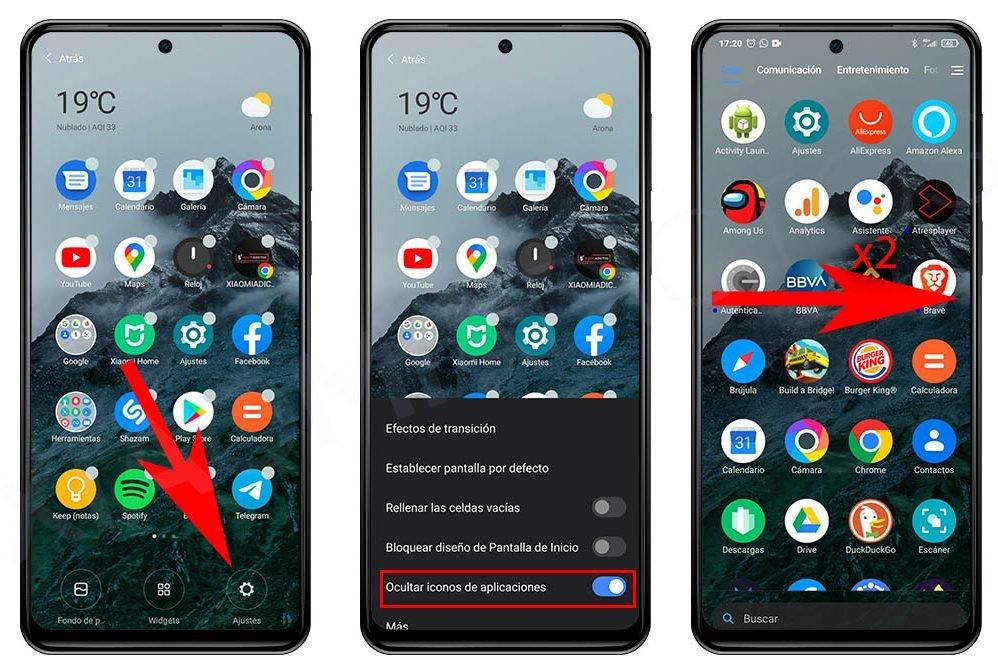 Blenden Sie das Xiaomi-Apps-Symbol im POCO Launcher aus. Nachrichten Xiaomi Addicts
