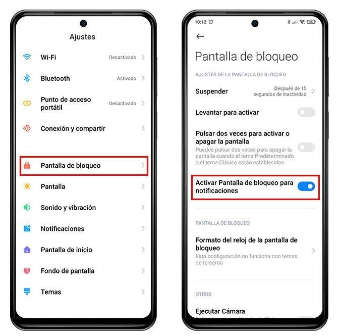 So verhindern Sie, dass sich der Bildschirm Ihres Xiaomi beim Empfang einer Benachrichtigung einschaltet. Nachrichten Xiaomi Addicts