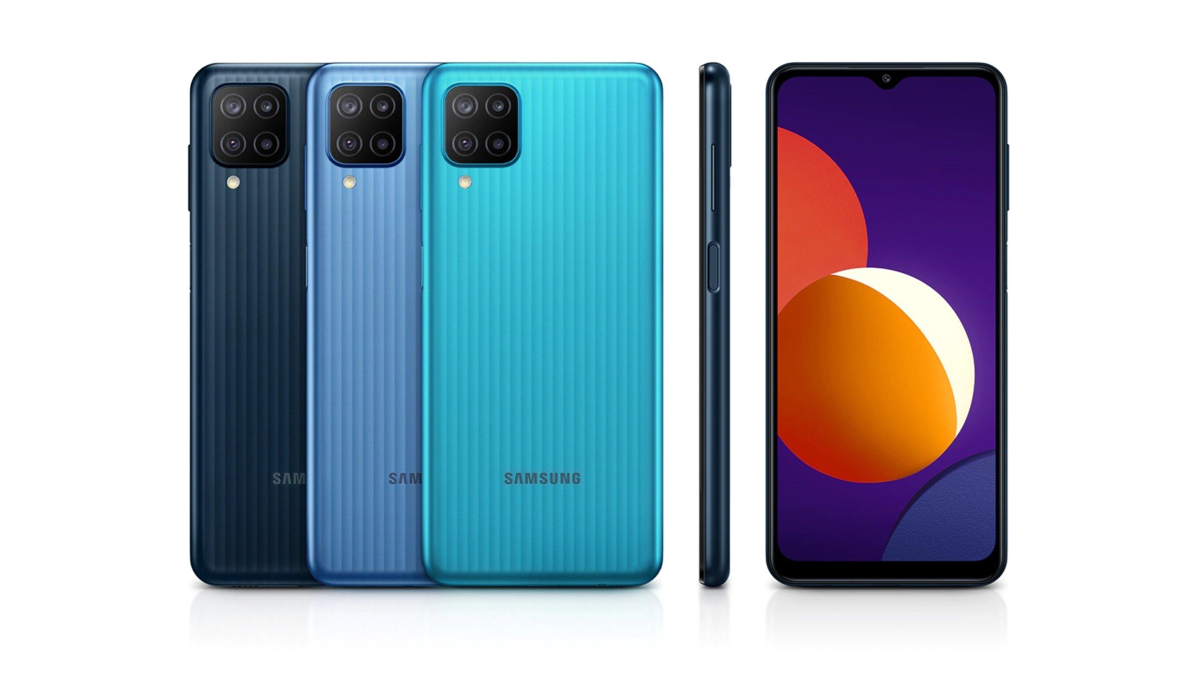 Samsung Galaxy M12 Vorgestellt