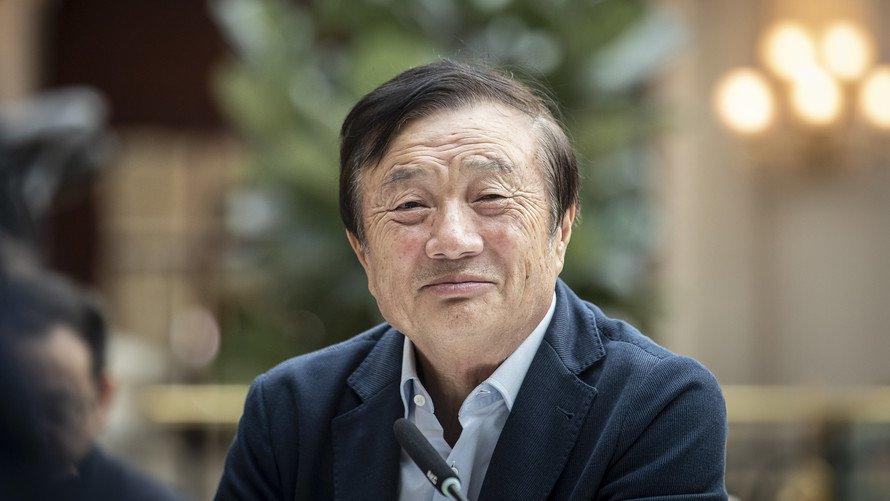 Zhengfei Ren, Gründer und CEO von Huawei