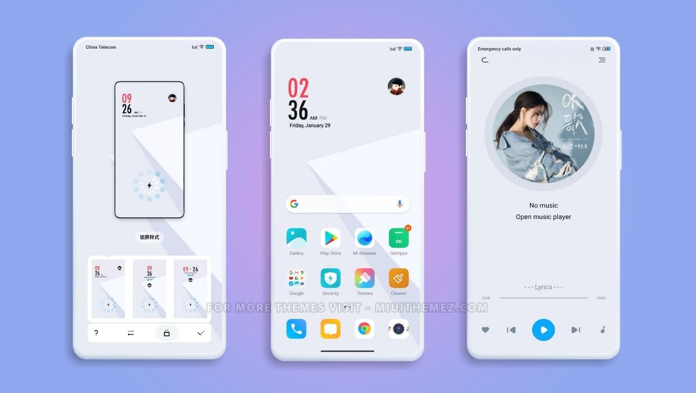 Fünf Themen für Ihr Xiaomi, die Sie unbedingt ausprobieren sollten. Nachrichten Xiaomi Addicts