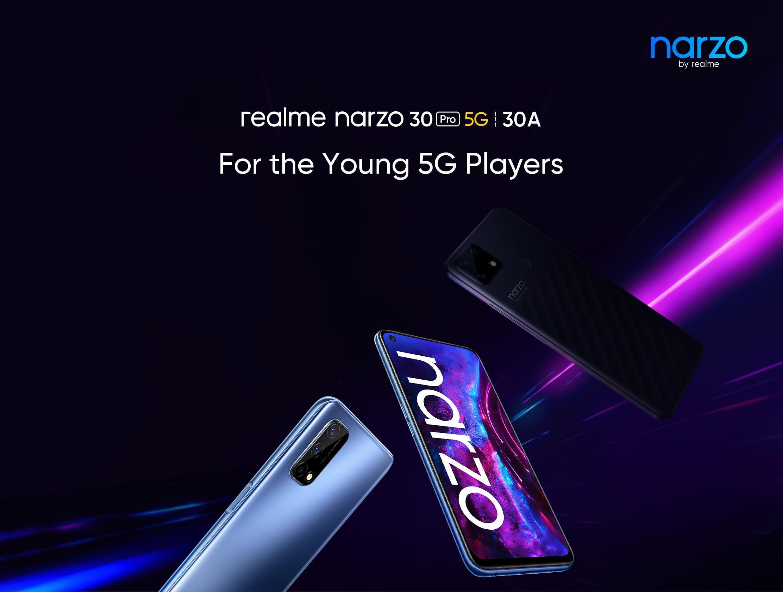 Narzo 30 Serie