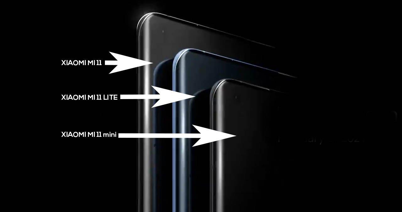 Xiaomi Mi 11 mini, los smartphones compactos vuelven al catálogo de Xiaomi. Noticias Xiaomi Adictos