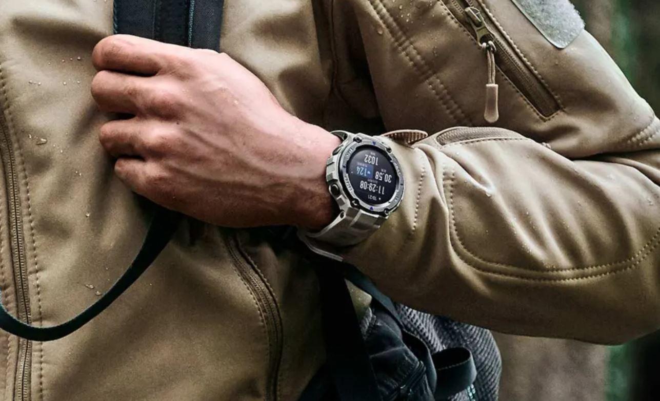 Amazfit T-Rex Pro, eine intelligente Uhr, die wir sogar zum Tauchen tragen können. Nachrichten Xiaomi Addicts
