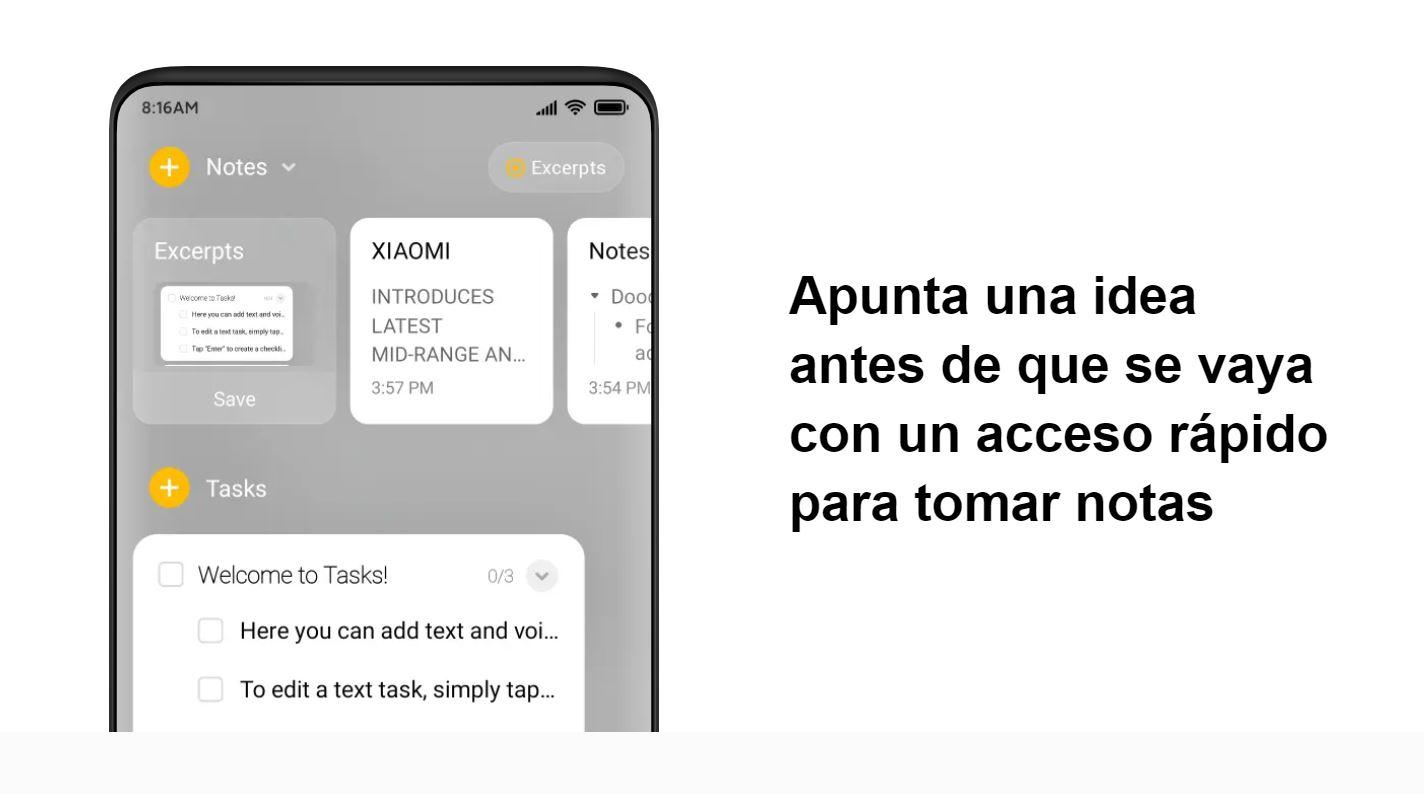 Dies sind die beiden wichtigsten Neuigkeiten, die Ihr Xiaomi mit MIUI 12.5 erhalten wird. Nachrichten Xiaomi Addicts
