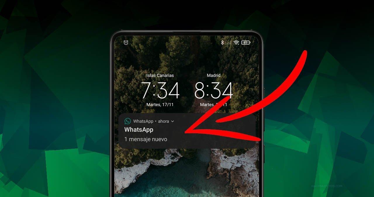 Drei versteckte Einstellungen des Sperrbildschirms Ihres Xiaomi, die Sie vielleicht nicht kannten. Nachrichten Xiaomi Addicts