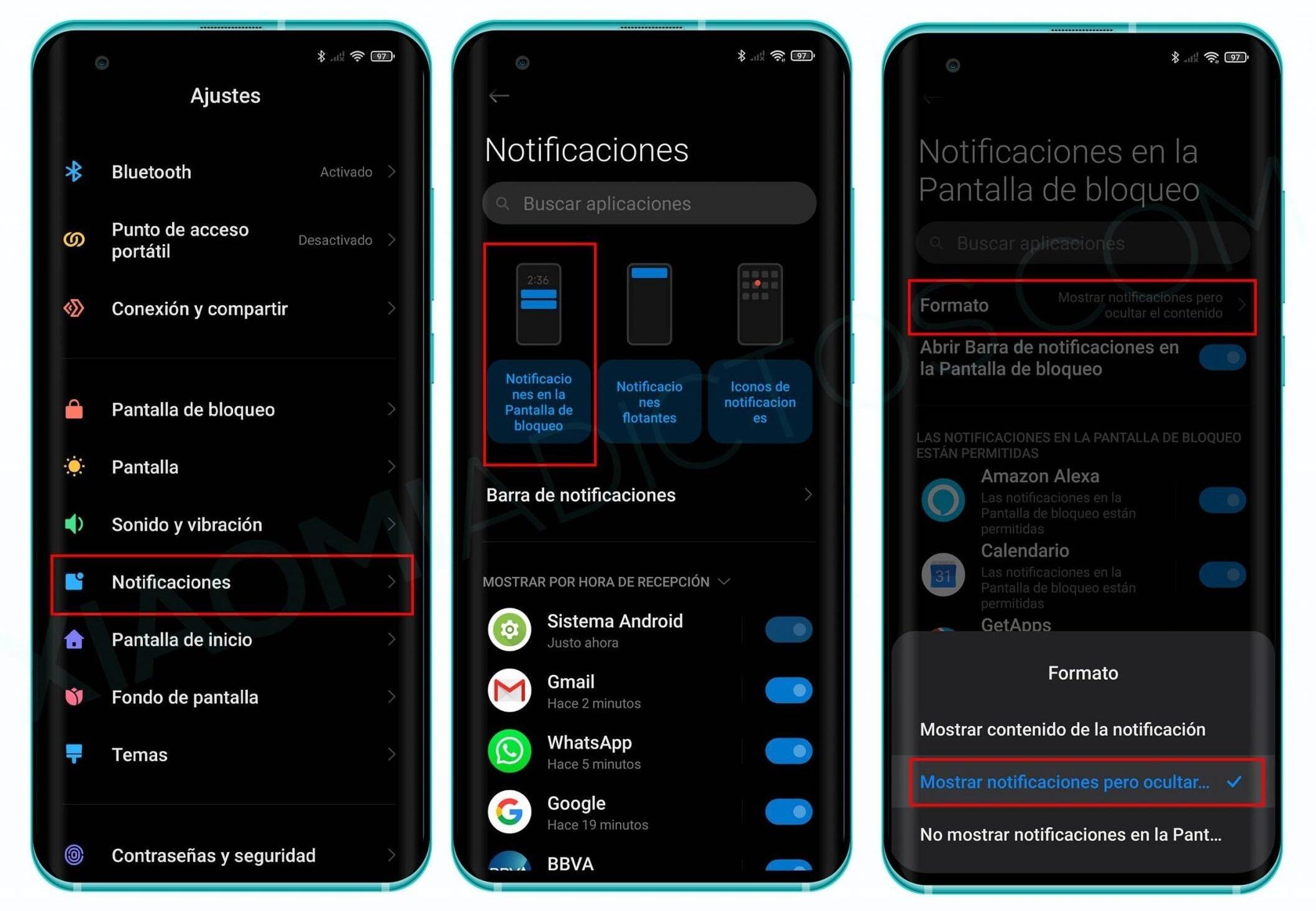 Tres ajustes ocultos de la pantalla de bloqueo de tu Xiaomi que quizás no conocías. Noticias Xiaomi Adictos