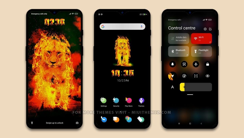 Gürtel dunkle Themen für Ihr Xiaomi, die Sie auf jeden Fall versuchen sollten. Nachrichten Xiaomi Addicts