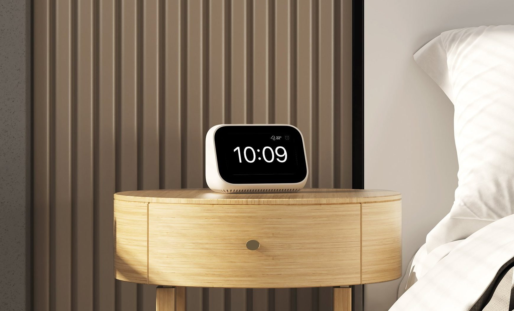 Ya puedes comprar el reloj inteligente Xiaomi Mi Smart Clock. Noticias Xiaomi Adictos