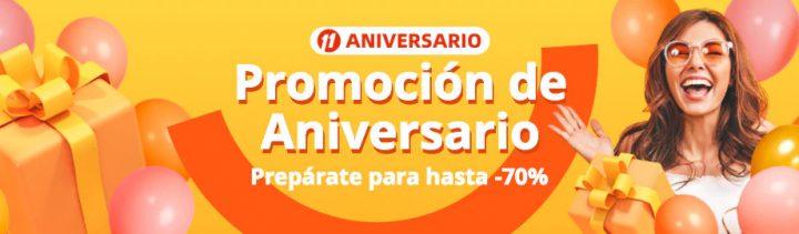 Starten Sie den 11. Jahrestag von AliExpress: die besten Gutscheine, Rabatte und Angebote. Nachrichten Xiaomi Addicts
