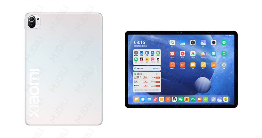 Xiaomi würde sein eigenes iPad Pro vorbereiten, nachdem ein neuer Stift patentiert wurde. Nachrichten Xiaomi Addicts