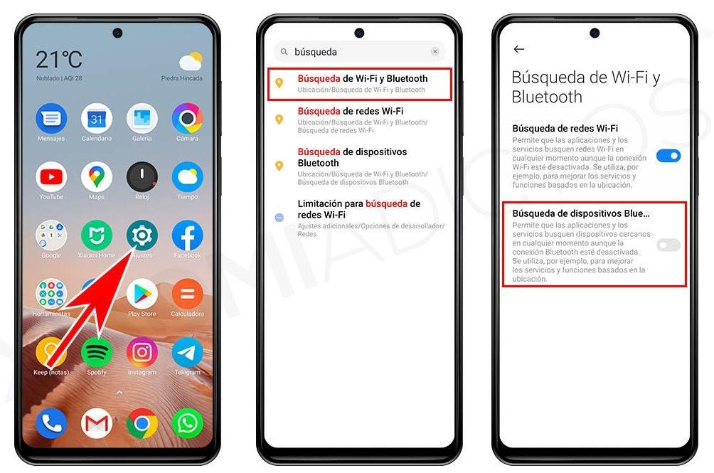 Mejora la conexión WiFi de tu Xiaomi desactivando esta opción de MIUI. Noticias Xiaomi Adictos