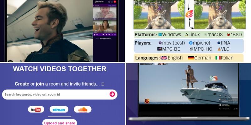 Apps und Websites zum Ansehen von YouTube mit Freunden