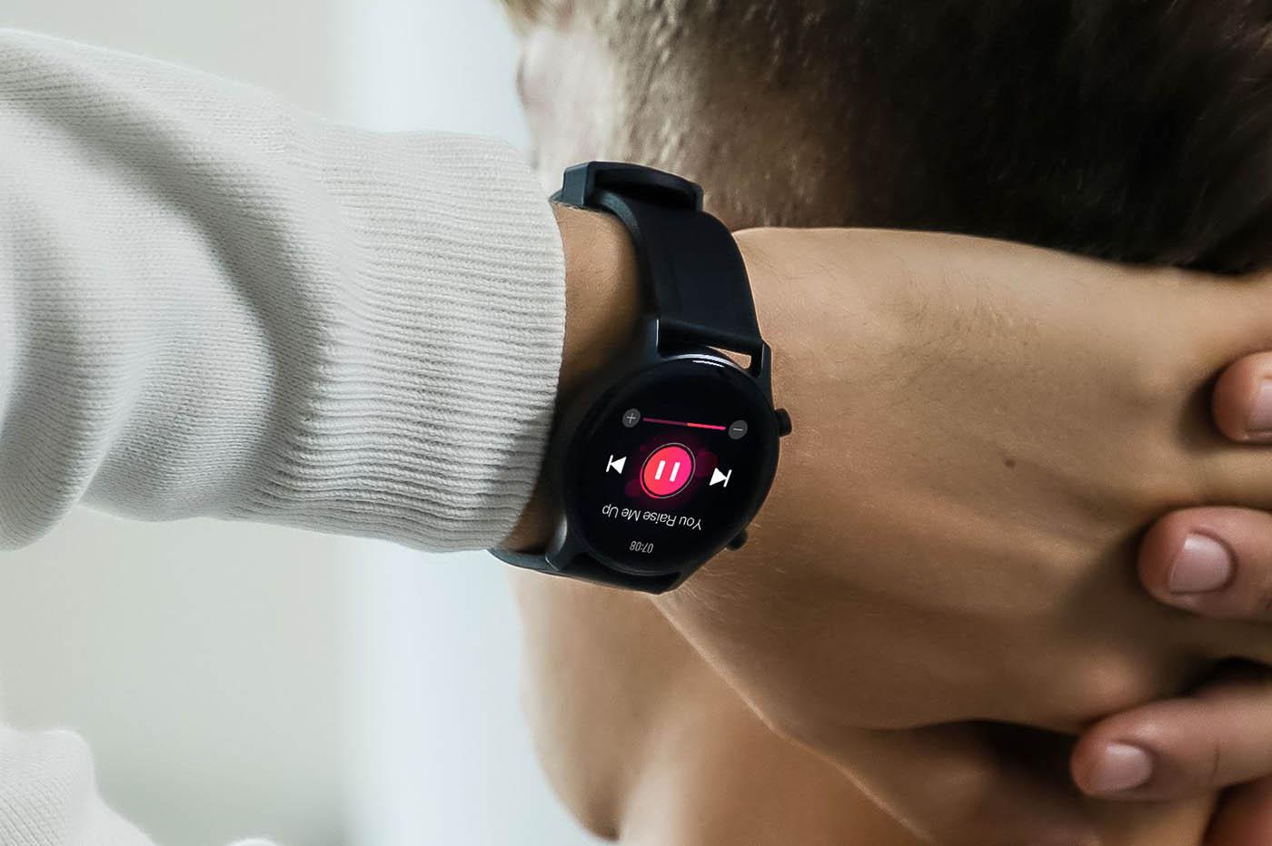 Neue Haylou RS3, eine Smartwatch mit AMOLED-Bildschirm, GPS und SpO2 für weniger als 70 Euro. Nachrichten Xiaomi Addicts