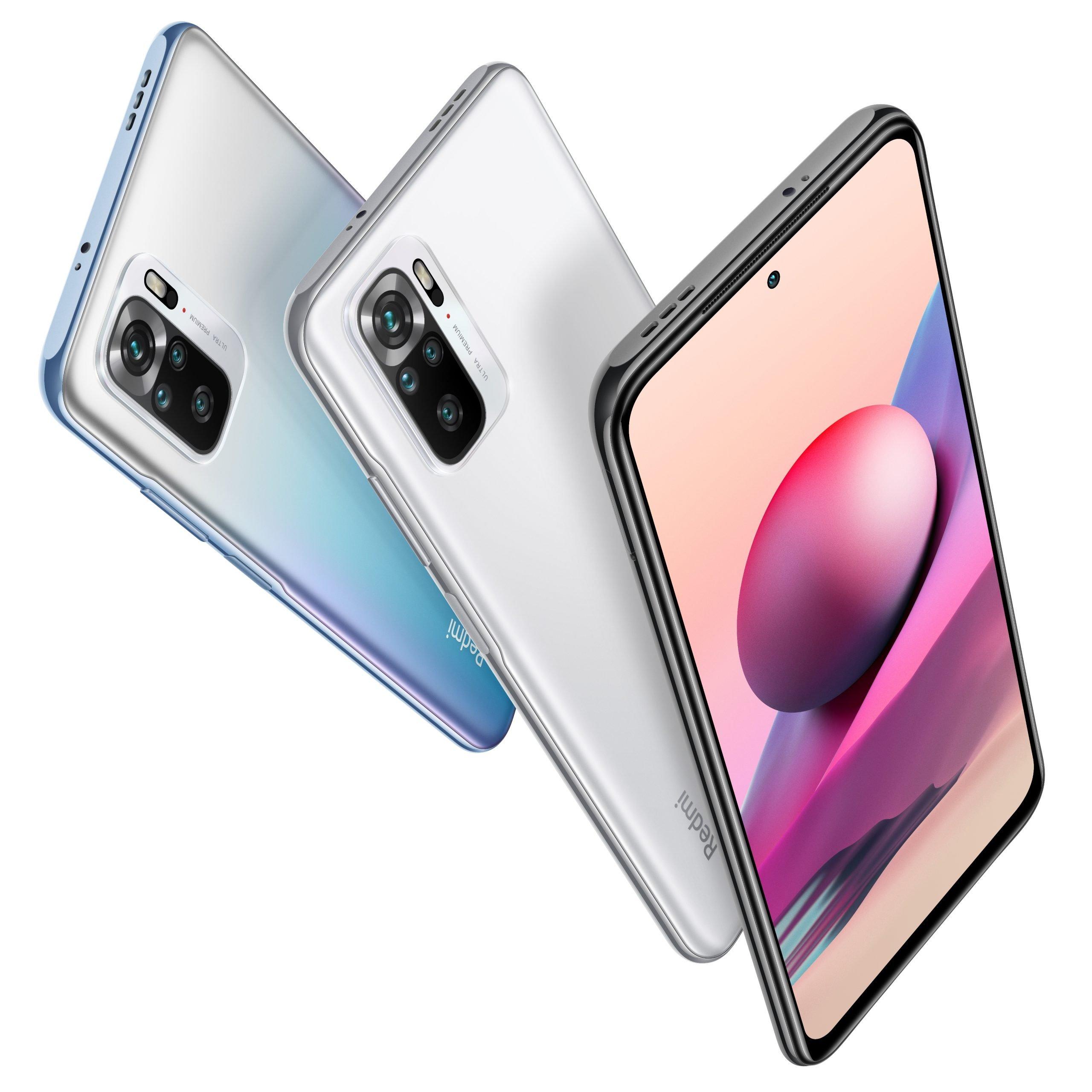 Das Redmi Note 10S und das Note 10 5G kommen in Spanien an: Preis und Verfügbarkeit. Nachrichten Xiaomi Addicts