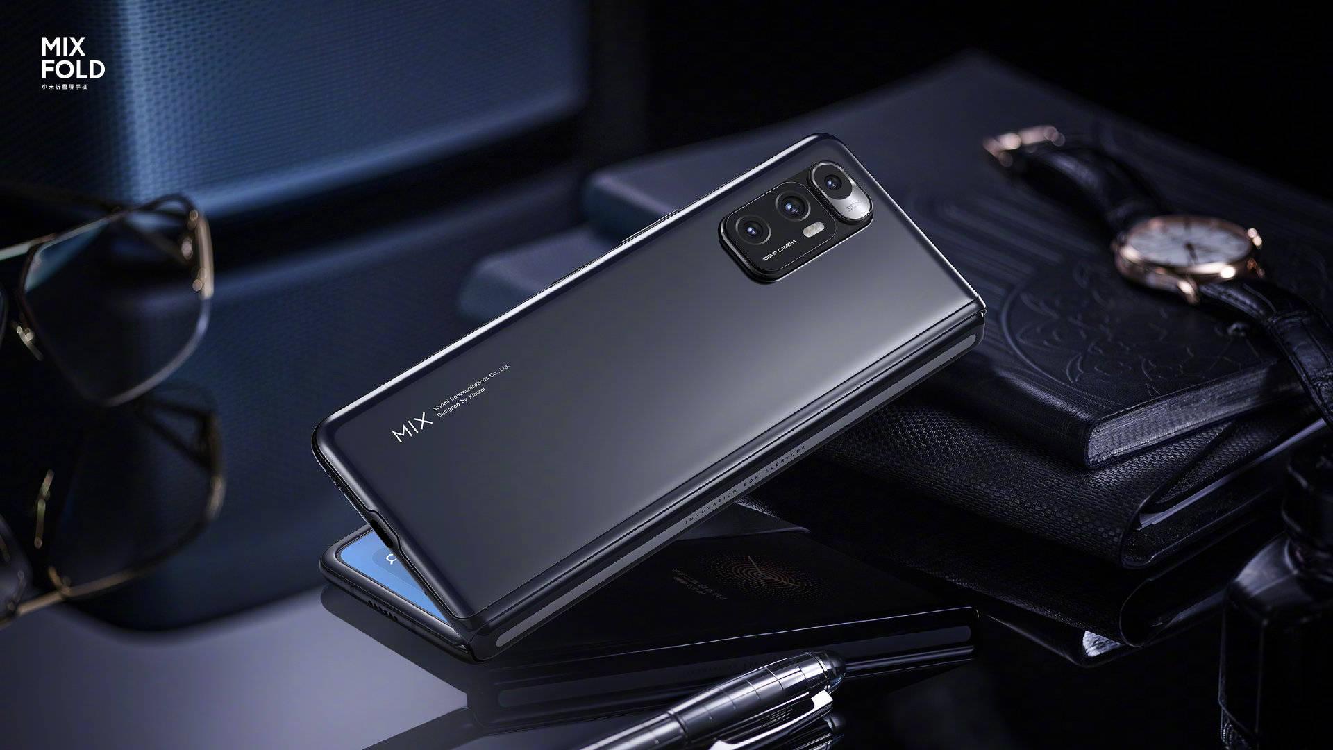 El Xiaomi Mi Mix Fold 2 llegaría a finales de año con cámara selfie bajo pantalla. Noticias Xiaomi Adictos