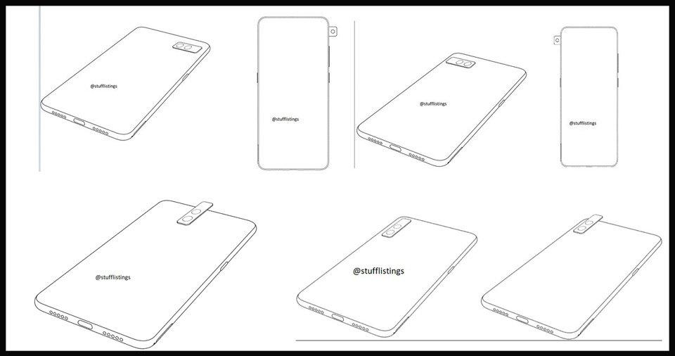 Neues Xiaomi-Patent enthüllt eine vollständig modulare Kamera