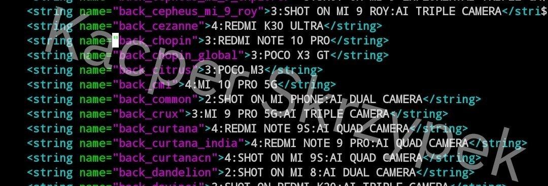 Se confirma, el POCO X3 GT será la versión Global del Redmi Note 10 Pro 5G. Noticias Xiaomi Adictos