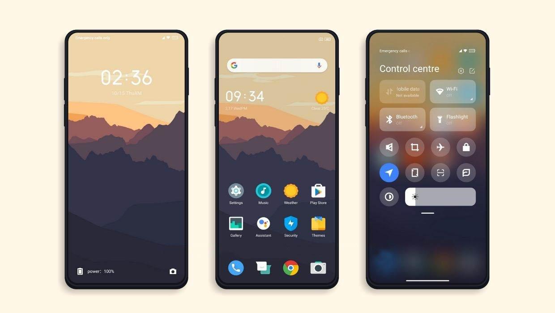 Fünf Themen für Ihr Xiaomi, die Sie nicht aufhören sollten, es auszuprobieren