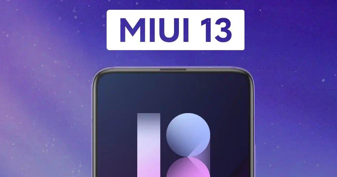Aparecen nuevos rumores en torno al desarrollo de MIUI 13 y sus dispositivos compatibles. Noticias Xiaomi Adictos