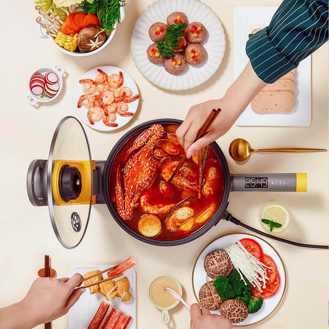 Xiaomi pone a la venta una máquina de cocción inteligente compatible con Mi Home. Noticias Xiaomi Adictos