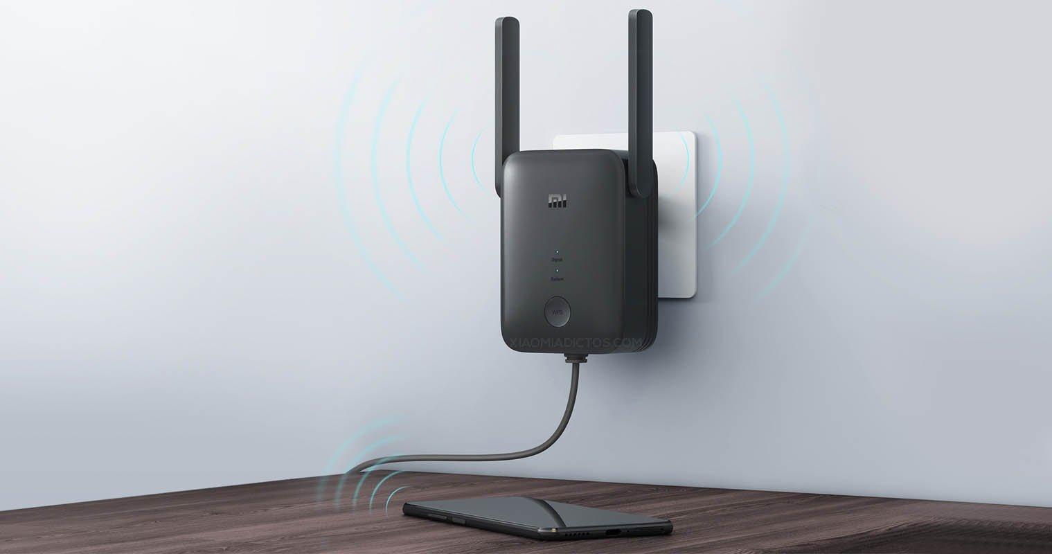 Xiaomi lanza el Mi WiFi Range Extender AC1200, un nuevo repetidor WiFi con puerto Ethernet. Noticias Xiaomi Adictos