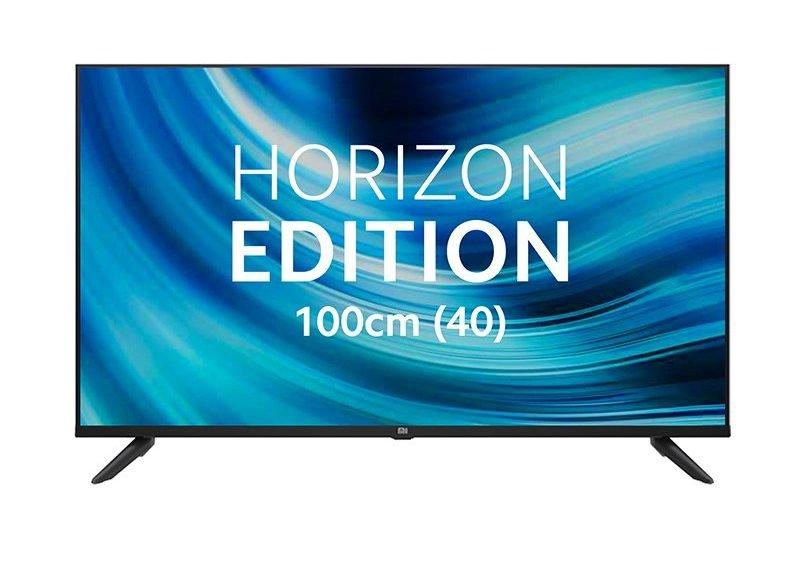 Xiaomi Mi TV 4A 40 Horizon Edition, diseño sin marcos y calidad FHD por 269 euros. Noticias Xiaomi Adictos