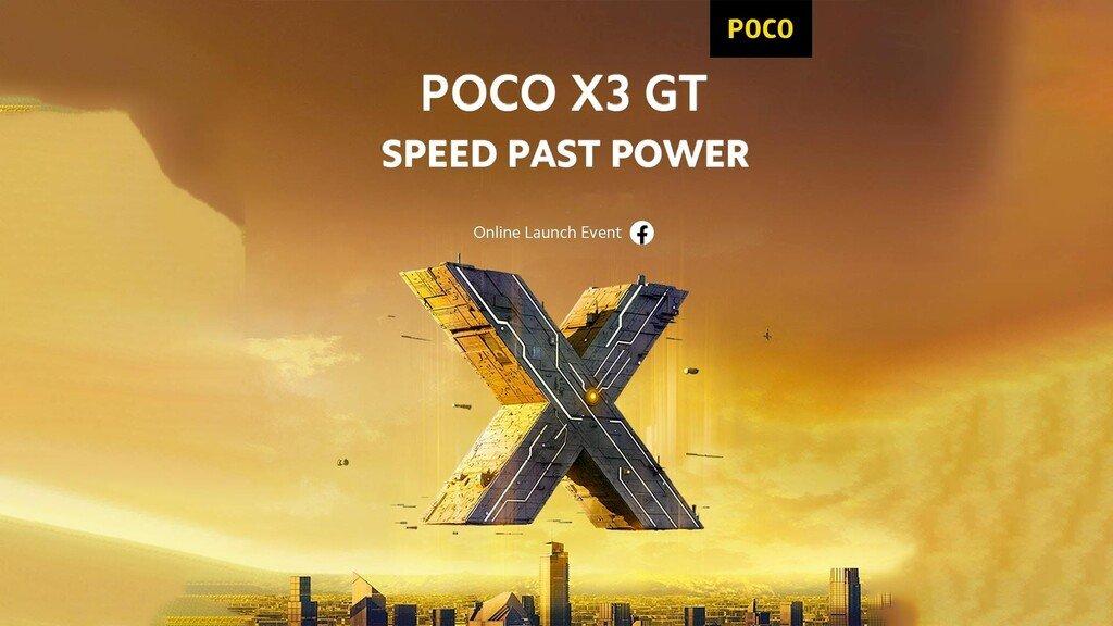 Neuer POCO X3 GT angekündigt: MediaTek-Prozessor wird Spiele der Mittelklasse dominieren