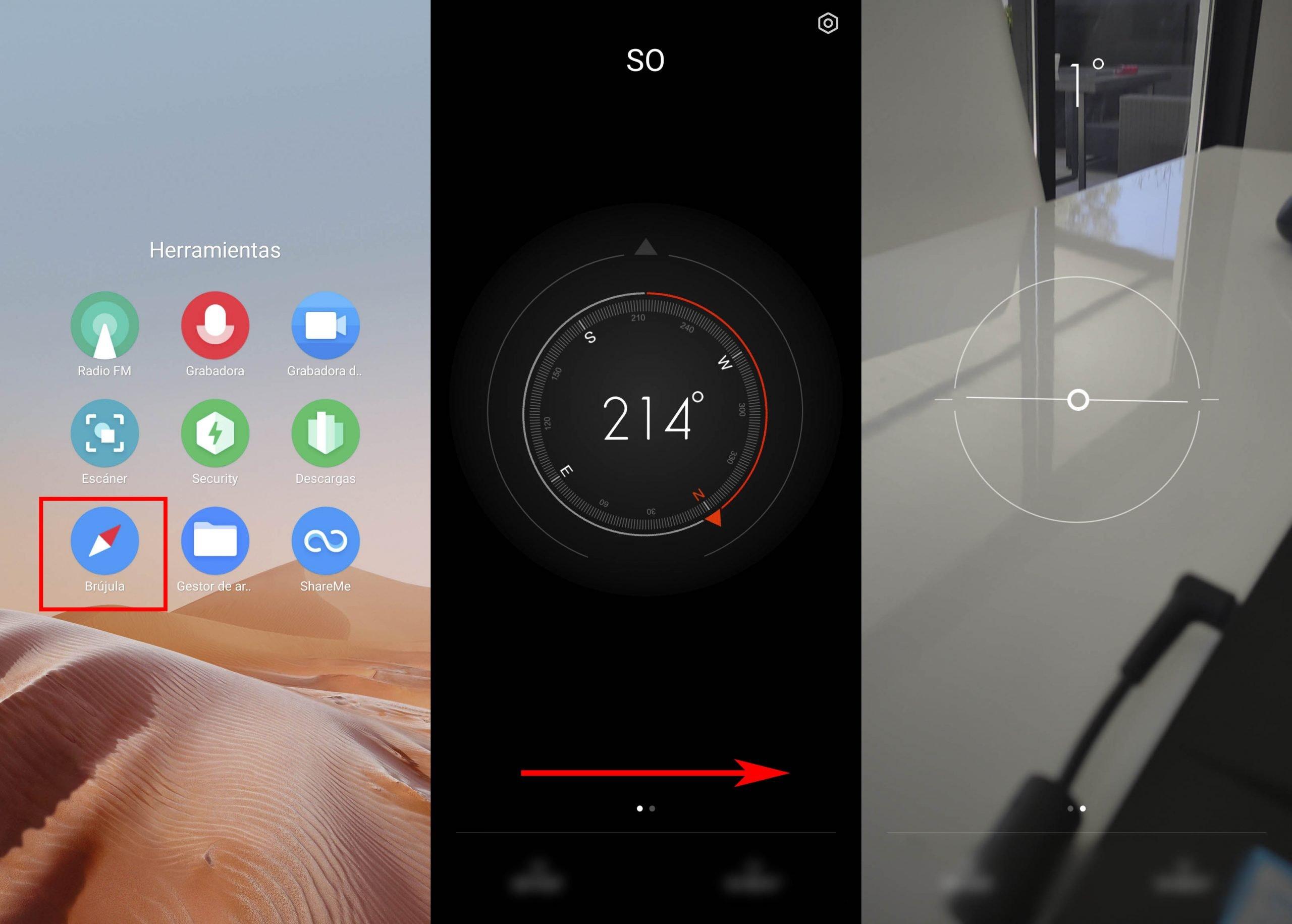 Así puedes utilizar tu Xiaomi como un nivel para colgar y colocar cuadros. Noticias Xiaomi Adictos
