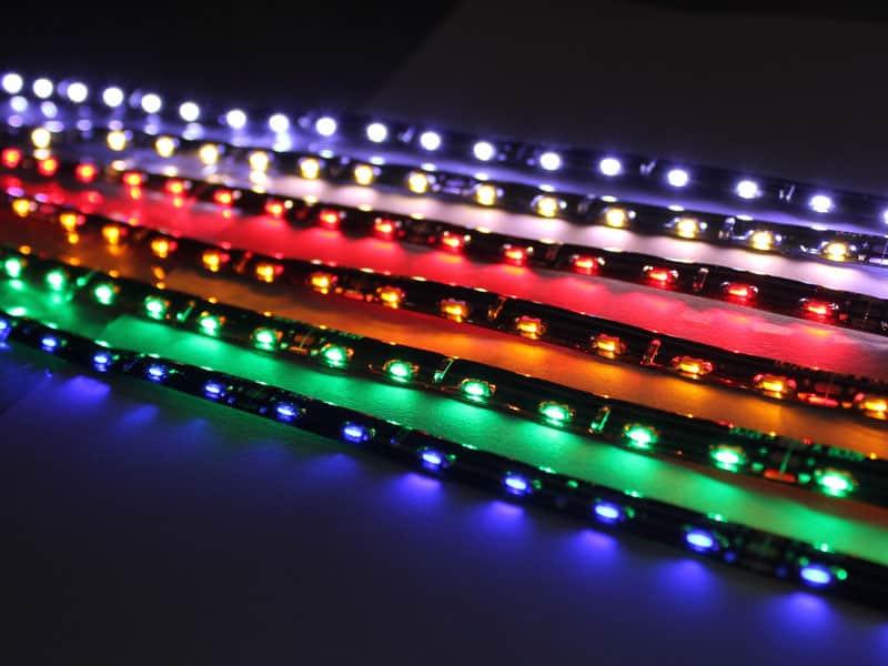 LED-Streifen für seitlich abstrahlende Scheinwerfer der 2. Generation online kaufen