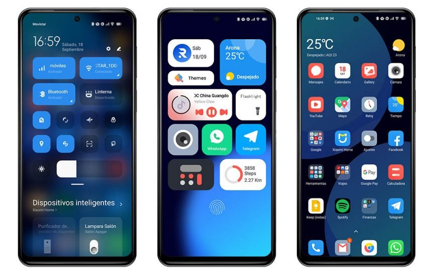 Este tema cambiará por completo la pantalla de bloqueo de tu Xiaomi. Noticias Xiaomi Adictos