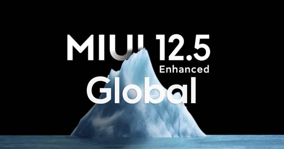 El despliegue de MIUI 12.5 Enhanced continúa adelante llegando a más dispositivos