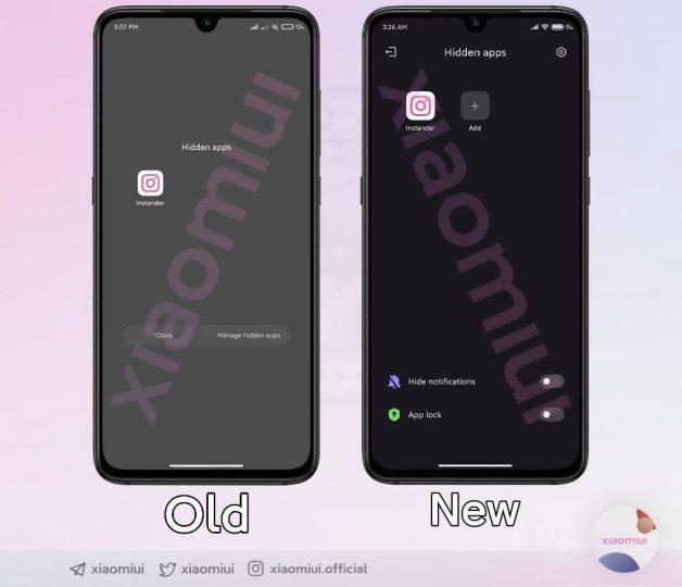 Xiaomi mejora la privacidad de MIUI con una nueva forma de bloquear y ocultar aplicaciones. Noticias Xiaomi Adictos